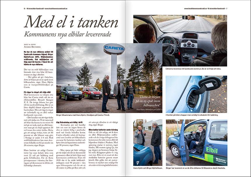 Koalitionen Sundsvalls kommun