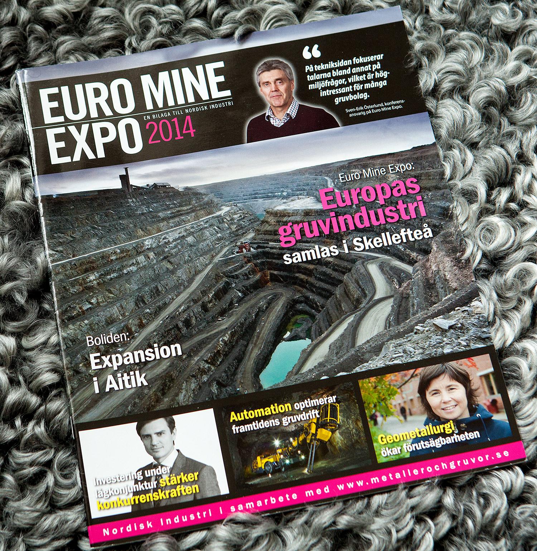 Euro mine expo 2014